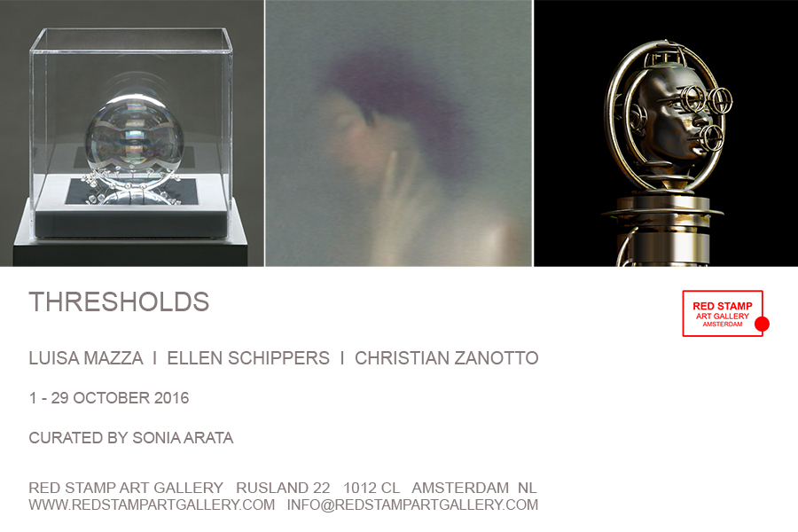 Thresholds – Red Stamp Art Gallery  Amsterdam